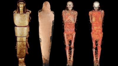 Las momias visitan el hospital: Así arranca el documental la 'Autopsia, historia secreta de las momias'