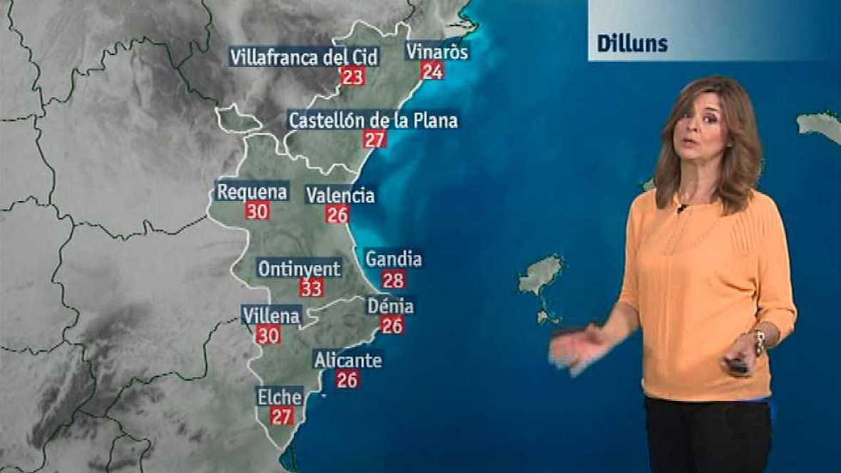 El tiempo en la Comunidad Valenciana - 06/06/16 - Ver ahora