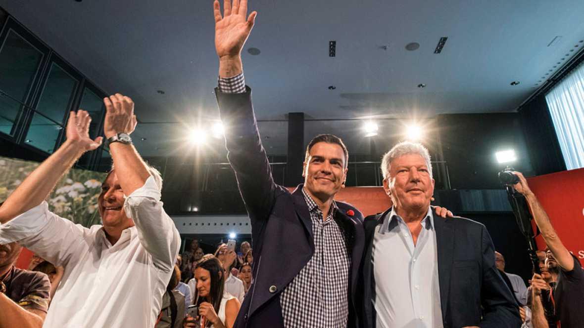 Unidos Podemos adelantaría en 4 puntos al PSOE