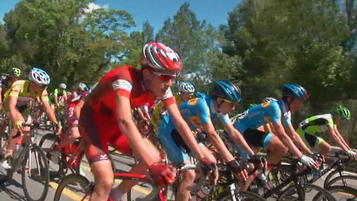 """Ciclismo - Copa de España Junior """"Cursa del Llobregat 2016"""" - ver ahora"""