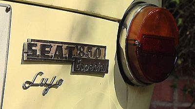 Cincuenta años del legendario Seat 850