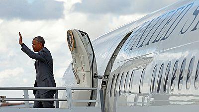 Obama visitará España del 9 al 11 de julio y se verá con Rajoy y el rey