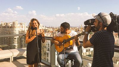 La terraza de ED: Alba Molina