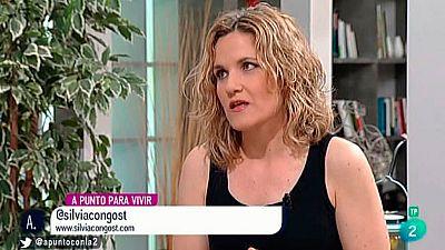 A punto con La 2 - A punto para vivir -  Silvia Congost: No saber estar sin pareja
