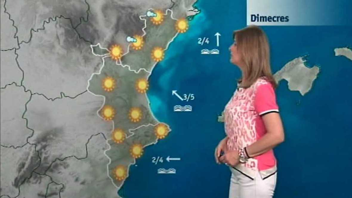 El tiempo en la Comunidad Valenciana - 07/06/16 - Ver ahora