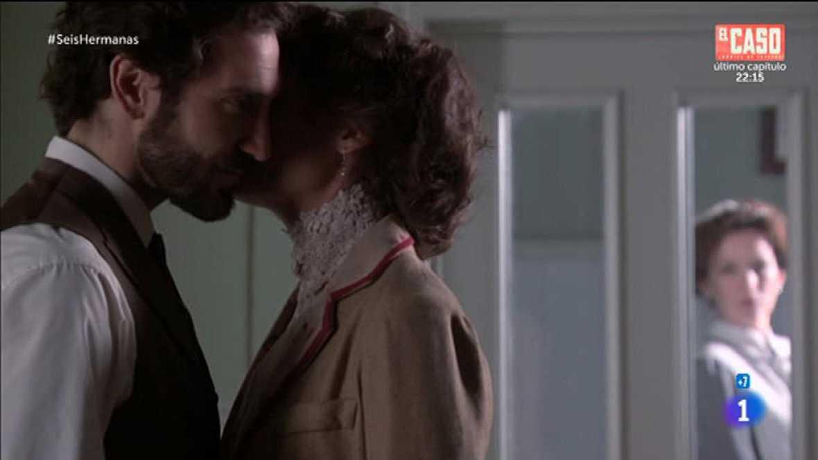 Seis Hermanas - Inés le pide a Cristóbal que no la delate