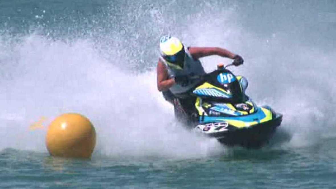 Motos de agua - Circuito Campeonato de España. Prueba Cádiz - ver ahora