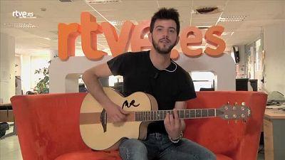 Salvador Beltrán canta una nueva versión de 'Días de alegría'