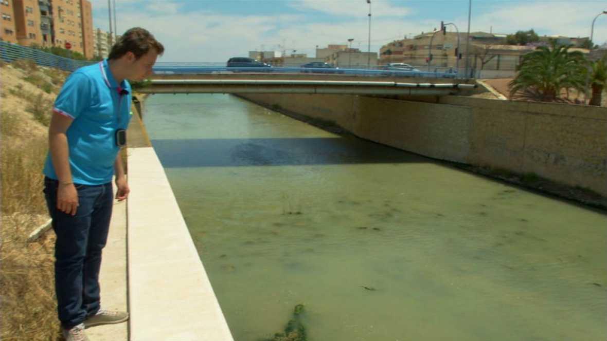 La gran inundación de Alicante