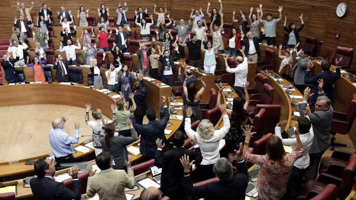 L'Informatiu - Comunitat Valenciana - 09/06/16 - ver ahora