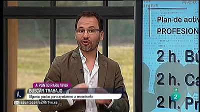 A punto con La 2 - A punto para vivir - Tom�s Navarro - Buscar trabajo