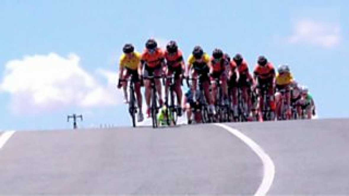 Ciclismo - Copa de España de Féminas. Prueba Zamora - ver ahora