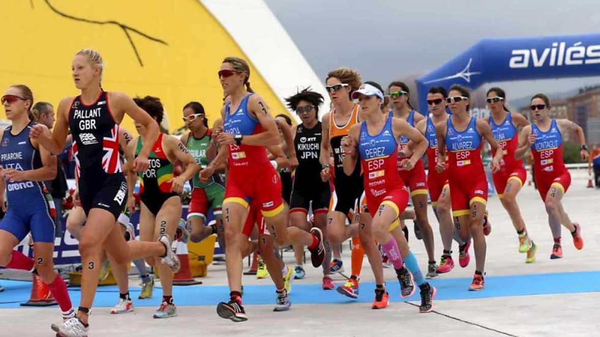 Triatlón - Campeonato del Mundo de Duatlón. Prueba Avilés - ver ahora