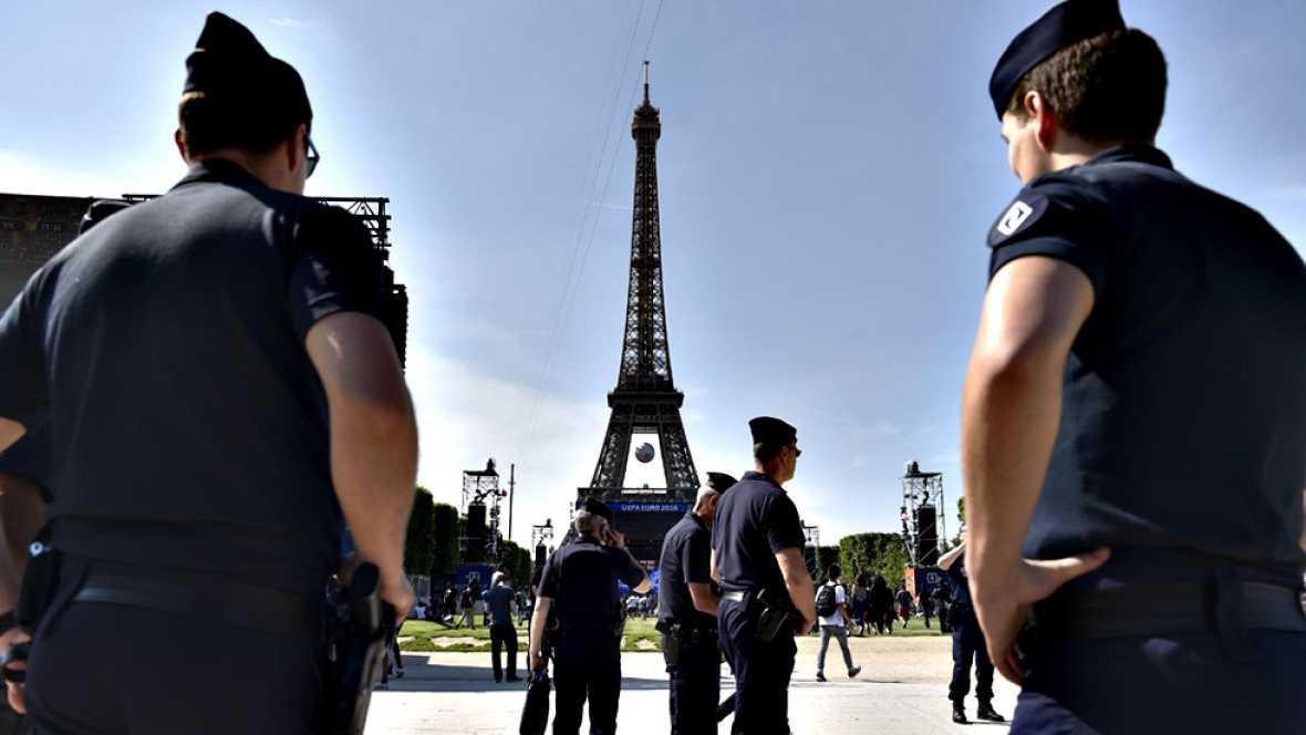 El país galo dotará al torneo de una seguridad extraordinaria para evitar los atentados durante el torneo.