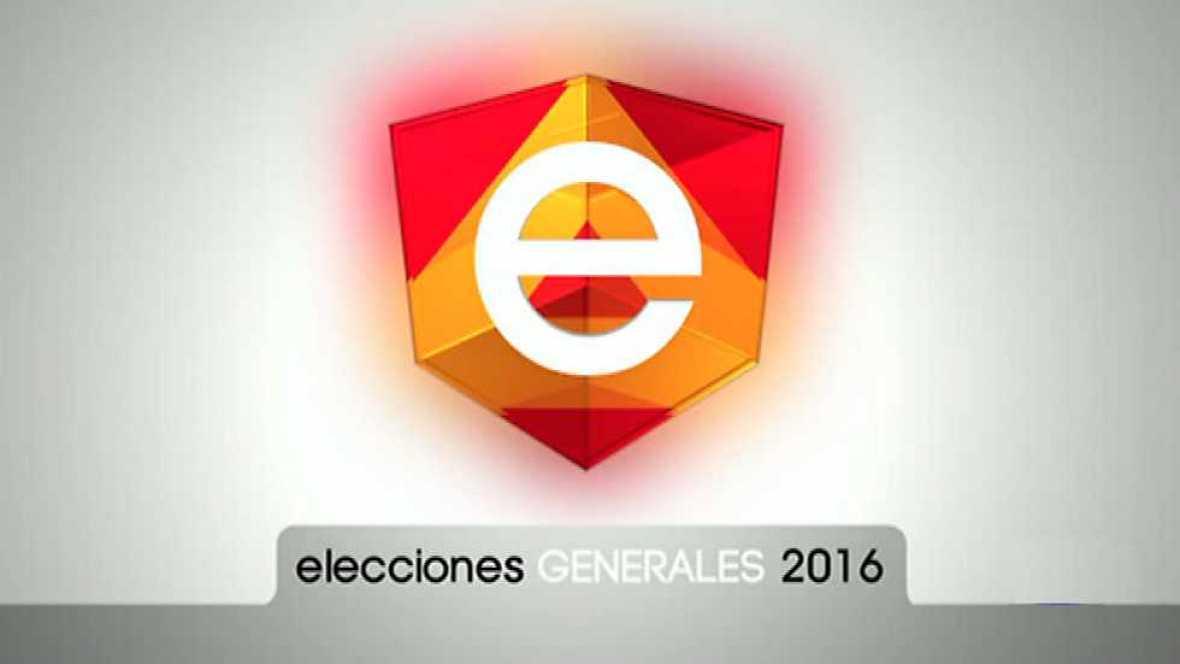 Especial Informativo - Inicio de la campaña electoral 26-J - ver ahora