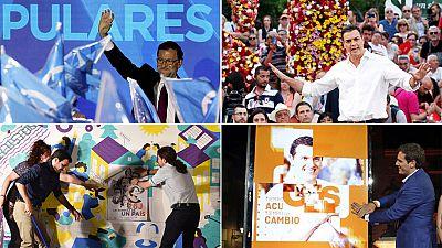 Arranca la campaña electoral del 26J con sabor a 'partido de vuelta'