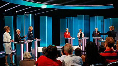 La inmigraci�n y la econom�a centran el debate entre Johnson y Sturgeon sobre el refer�ndum del 'Brexit'