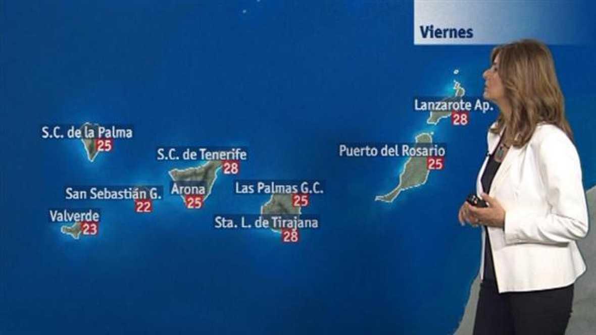 El tiempo en Canarias - 10/06/2016
