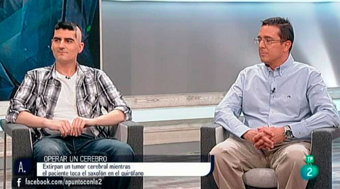 A punto con La 2 - Entrevista a Carlos Aguilera y Guillermo Ibañez