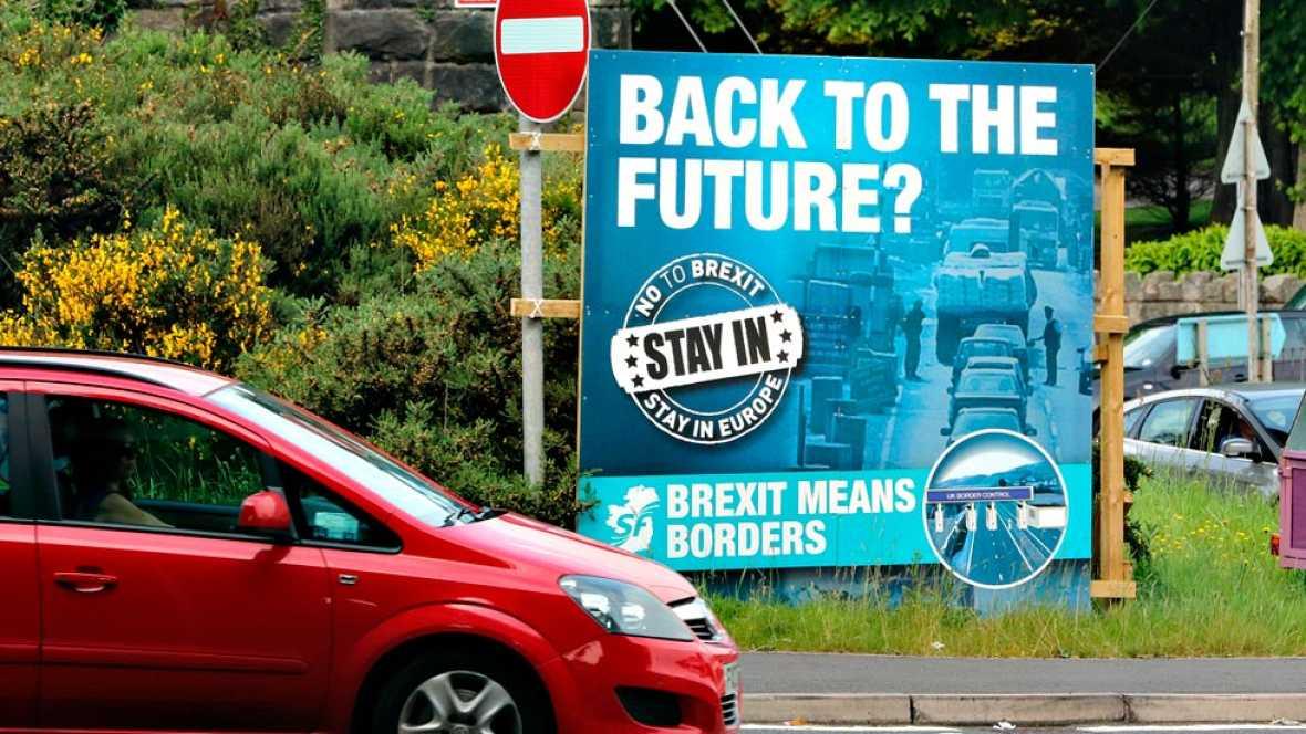 El desafío del 'Brexit' plantea riesgos para toda la Unión Europea