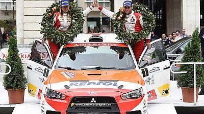 Automovilismo - Campeonato de Espa�a Rallyes de Asfalto 'Rally de Cantabria' - ver ahora