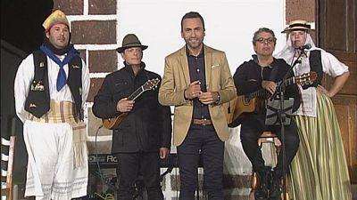 Tenderete - 12/06/2016  con Pedro Guerra, Benito Cabrera y Guanapay.