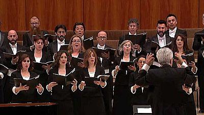 Los conciertos de La 2 - Coro RTVE Nº 4 (parte 1) - ver ahora