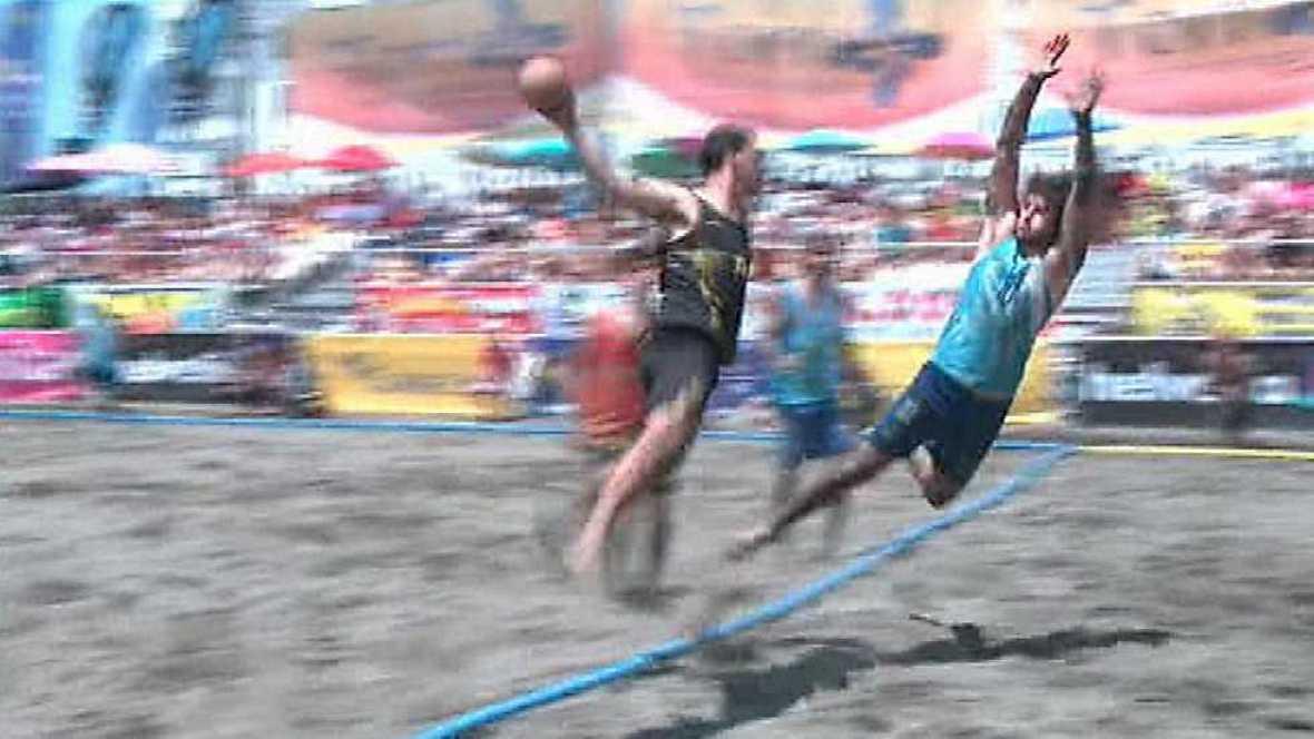 Balonmano Playa - Copa de España. Final Masculina - ver ahora