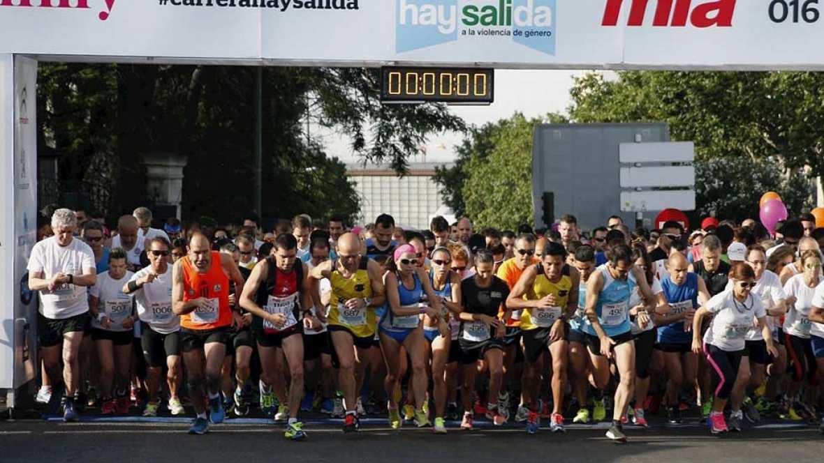 Más de 2.500 personas corriendo por una sociedad libre de violencia de género