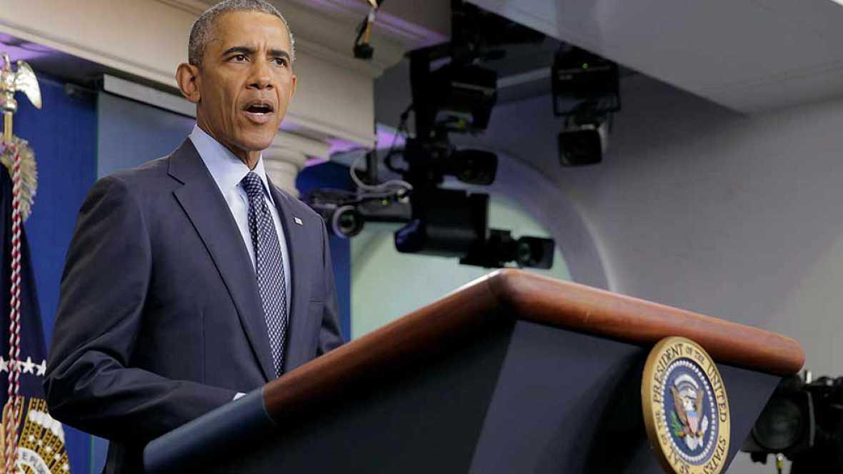 """Obama: la masacre de Orlando es """"un acto de terrorismo y odio"""""""