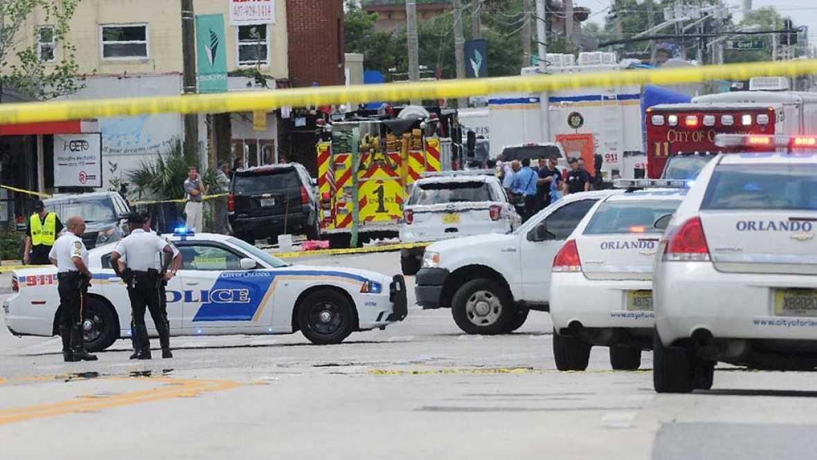Al menos 50 muertos y 53 heridos en el tiroteo del club gay 'Pulse' en Orlando