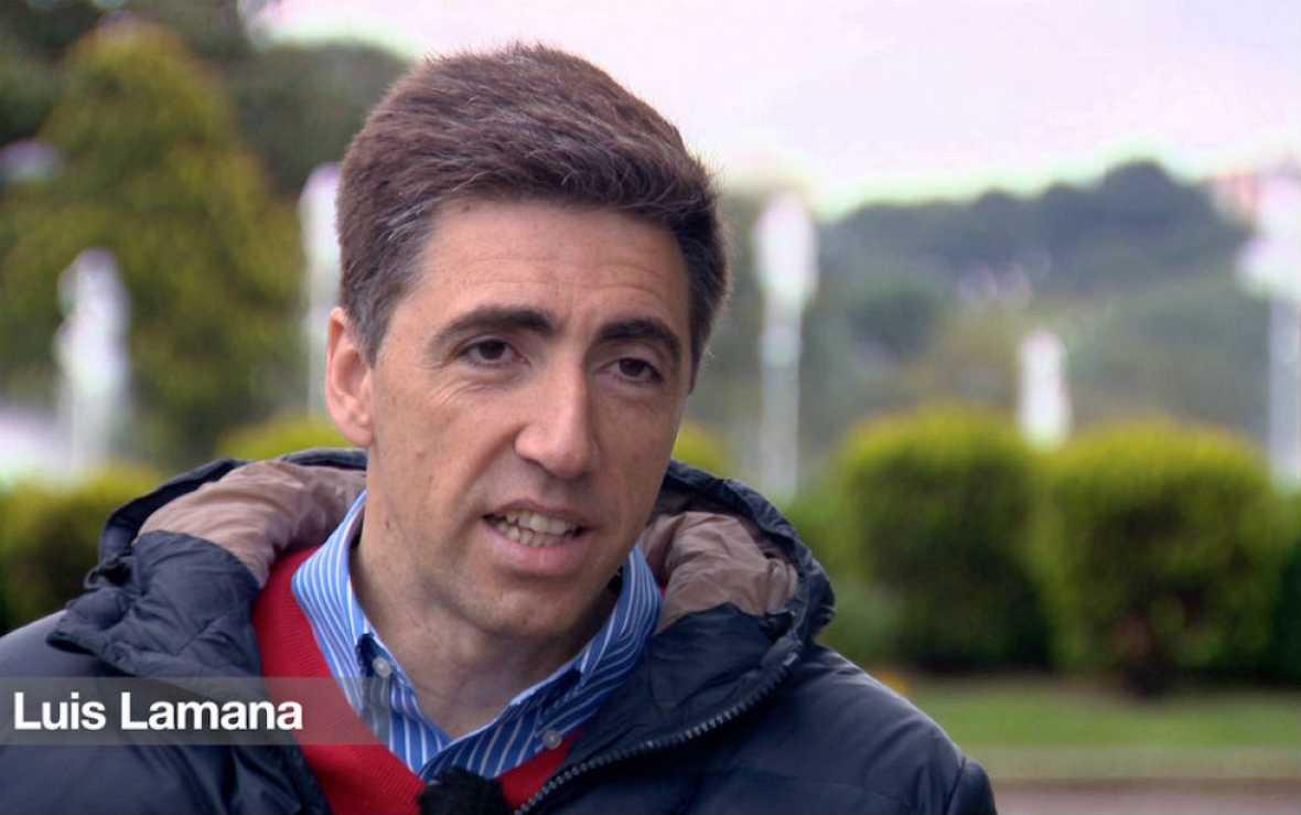'Tú lo puedes evitar' - Luis Lamana