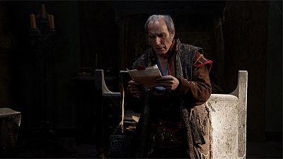 �guila Roja - Malasangre descubre que Gonzalo es hijo del rey