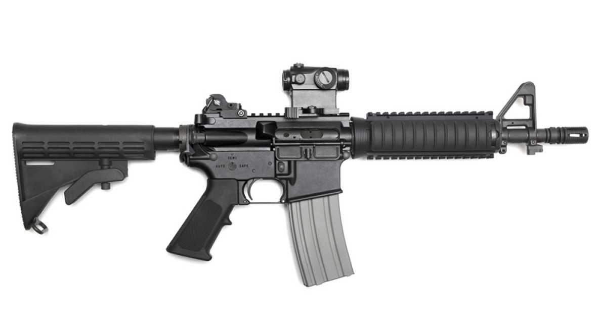 El fusil de asalto AR15, el más vendido en Estados Unidos