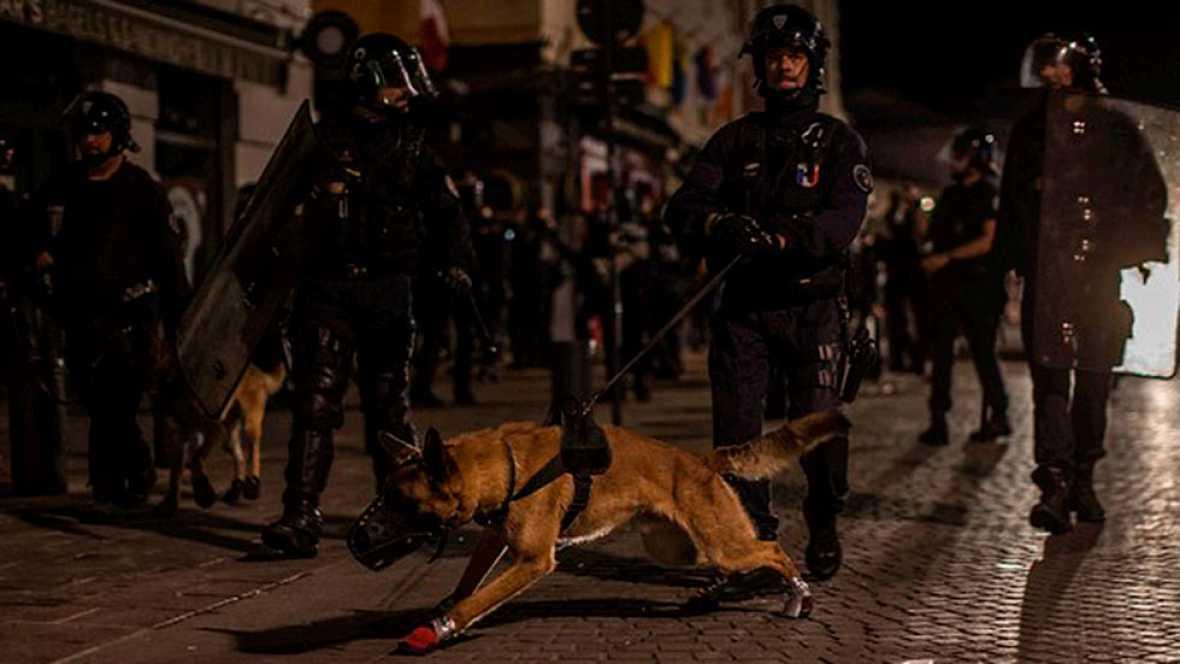 Ha comenzado el juicio contra diez de los implicados en los graves incidentes de este fin de semana en Marsella entre aficionados ingleses y rusos