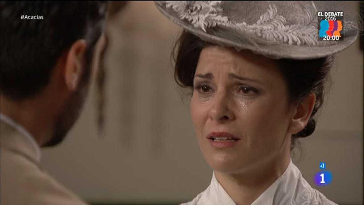 Acacias 38 - Víctor quiere saber que le pasa a su madre