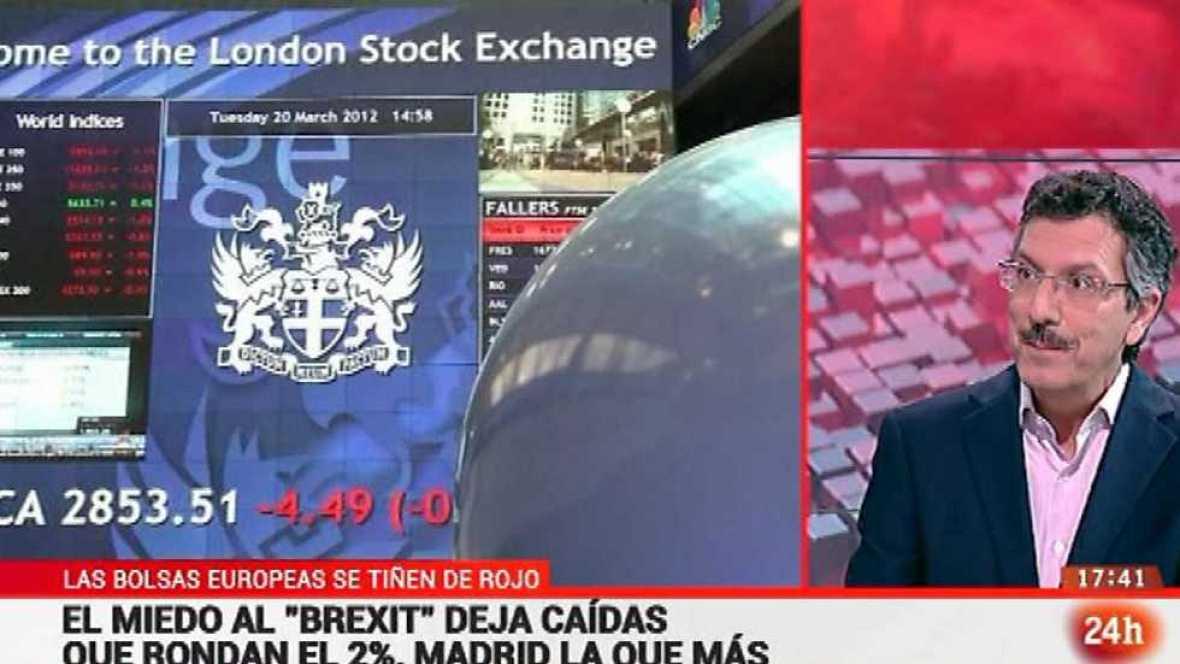 La tarde en 24 horas - Economía en 24 h. - 13/06/16 - ver ahora