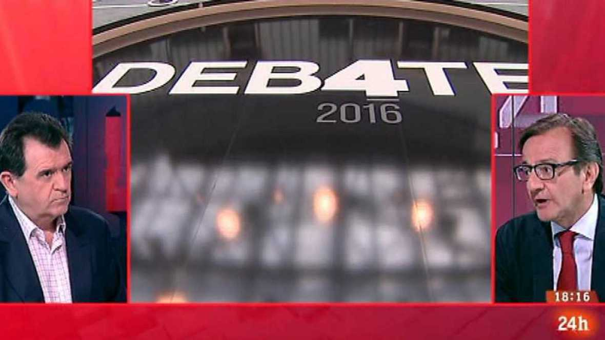 La tarde en 24 horas - La hora del debate en 24 h. - 13/06/16  - ver ahora
