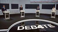 El debate a cuatro, analizado en 'La ma�ana'