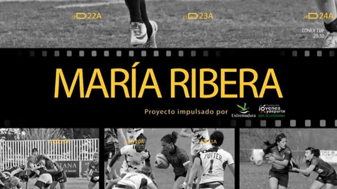 Mujer y deporte - Rugby: María Ribera - ver ahora