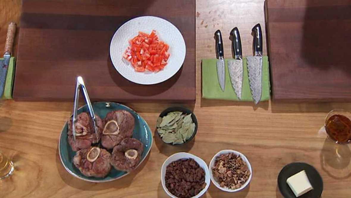 Torres en la cocina - Vacaciones en Italia - ver ahora