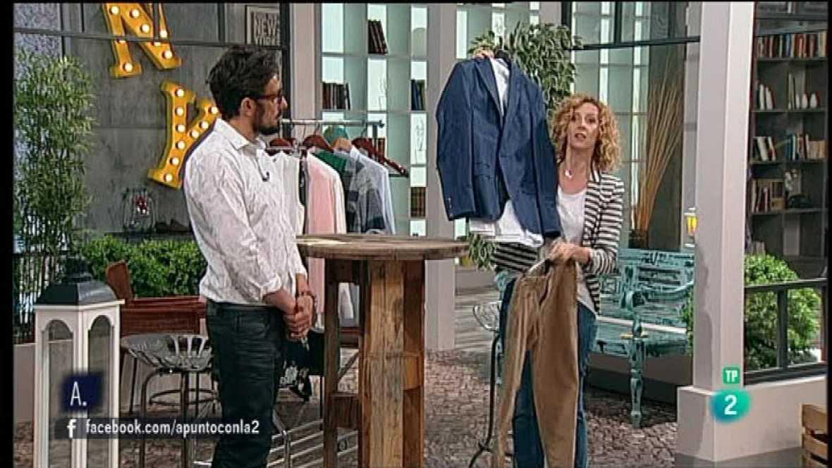 A punto con La 2 - Imagen a punto - Cómo vestirse para una entrevista de trabajo