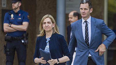 """La defensa de la infanta solicita la absolución y una sanción para Manos Limpias por """"abuso de derecho"""""""