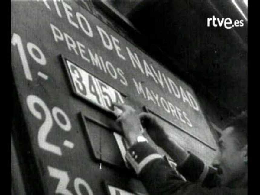 LOTERÍA: década 1940-1949
