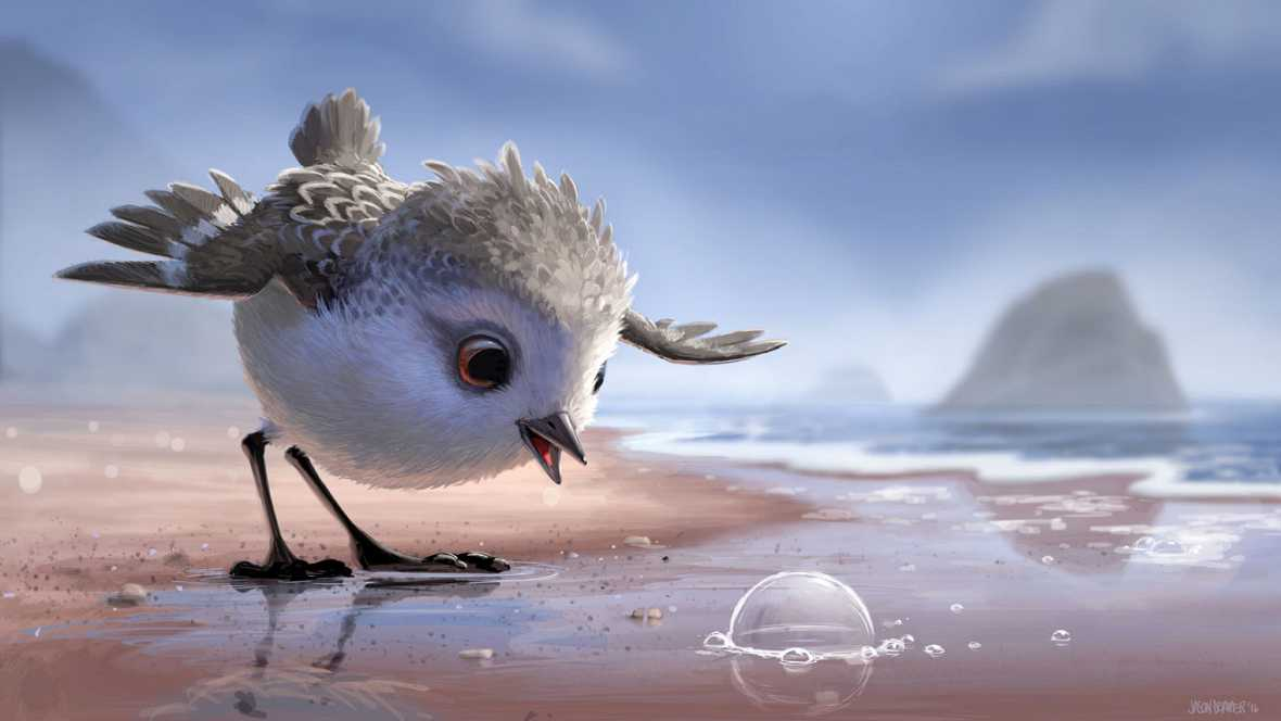 Tráiler de 'Piper', el nuevo cortometraje de Disney-Pixar