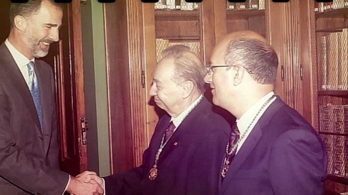 Asociación de Academias de la Lengua Española. Entrevista.