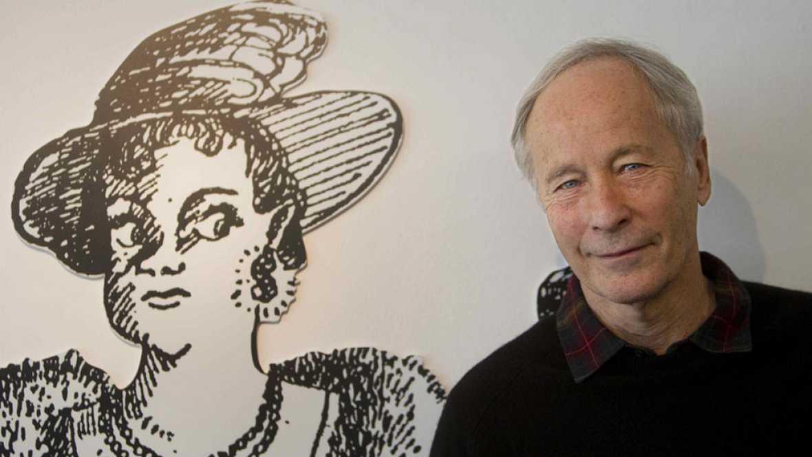 El escritor norteamericano Richard Ford, Premio Princesa de Asturias de las Letras 2016