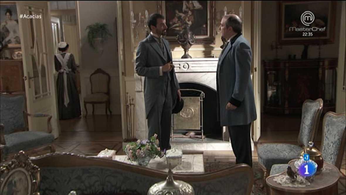 Acacias 38 - Ramón conoce a Don Clemente Heredia