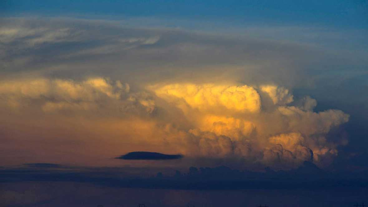 Las temperaturas caerán mañana de forma notable en el sureste peninsular
