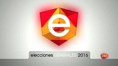 Entrevistas electorales con ERC, PNV, Compromís, EH Bildu, CDC y CC-PNC